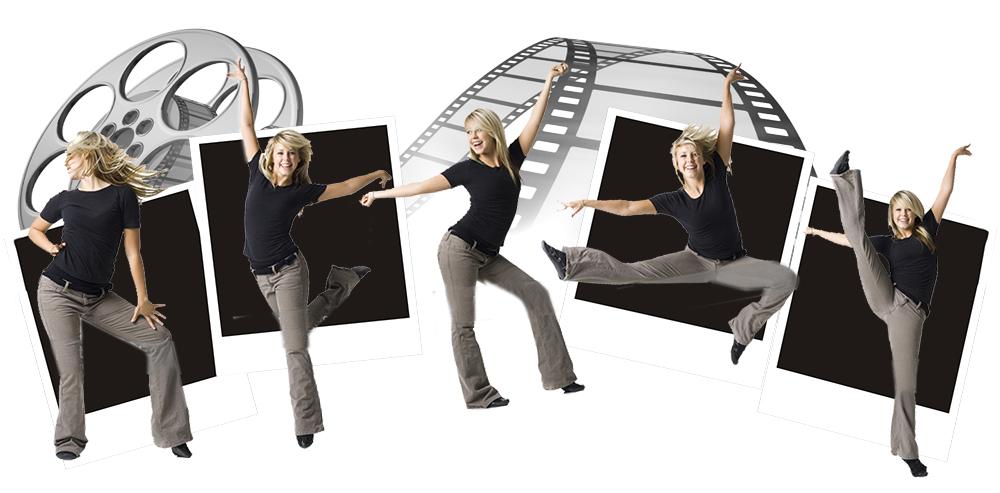 Animated GIF Photo Booth
